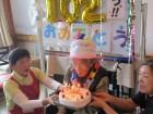 102歳のお誕生日おめでとうございます(*^_^*)
