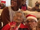 メリークリスマス☆職員サンタからのプレゼントです(^ヮ^)♪