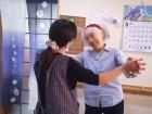 2人でダンスを踊ったよ!(*´ω`)