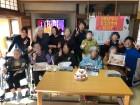誕生日会☆今月も多くの方のお誕生日をお祝いさせていただきました♪