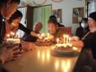お誕生日おめでとうございます❤私94歳になりました(^^)v