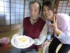 ケーキ作りに挑戦です!!☆