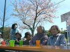 桜もきれいでした。\(^o^)/