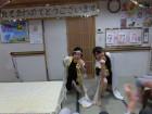 敬老会☆職員によるソーラン節は大盛り上がりでした(*^▽^*)