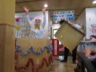 10周年記念行事では職員がマジックショーを行いました☆★