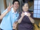 輪投げ大会で2位に☆笑顔の銀メダル!٩( ´◡` )( ´◡` )۶