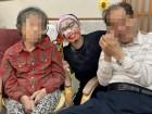 記念写真☆彡職員の顔を見るたび皆様が、大笑いして下さいました(*^-^*)