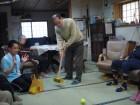 パットゴルフ大会!!皆さん上手です(^◇^)