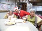 【クリスマス会】サンタがやってきました!