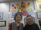 長尾文化祭!作品を見学に行きました(^^♪