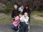 三岳梅林へ梅見に行きました!