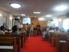 チャペル 近隣の教会で開催されたゴスペルコンサートにご招待して頂きました。