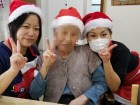 みんなでクリスマス会をしたよ!楽しかった!(^_^)/