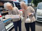 おいしそうなパンがいっぱいあります♪(#^.^#)