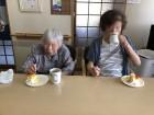 おいしそうなケーキ♪頂きます♪\(^o^)/