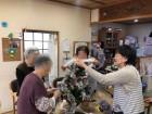 クリスマスツリ―♪(#^.^#)綺麗に飾りつけ(^0_0^)