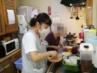 ケーキ作り♪おいしく作ろうね(*^^*)