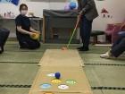 パターゲームは昔やっていたゴルフを思い出す?!