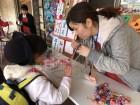 よっといでの文化祭は、利用者様の作品展示会を行いました(*^。^*)♬