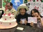 《誕生日会》「こんなにしてくれて、ありがとう!」ととても喜んで頂きました!(^^)!