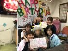 お誕生日おめでとうございます!これからも長生きしてくださいヾ(*´∀`*)ノ