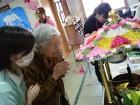 《花祭り》出張して来てくれた小さなお釈迦様に、無病息災をお願いしました(^^)/