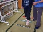 下肢の機能訓練も行っております。