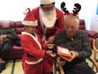 ≪クリスマス会≫職員手作りのカレンダーをプレゼント☆とても喜んでいただきました!!