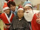≪クリスマス会≫みんなで仮装して楽しく記念撮影♪