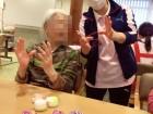 あやとりやお手玉など、むかし懐かしい遊びを教えてくださっています!(^^)!