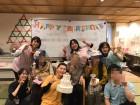 12月の誕生日会ですヾ(*´∀`*)ノ