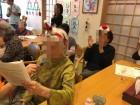 クリスマス会では皆で歌いました♬